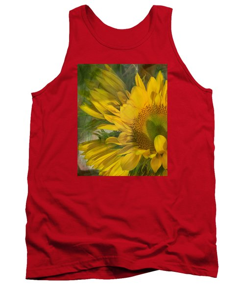 Awash In Sun Tank Top by Arlene Carmel
