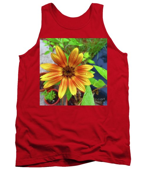 Baby Sunflower Grace Tank Top
