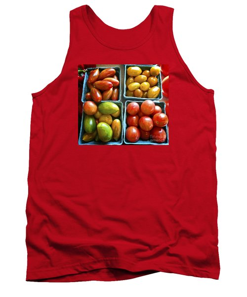 Baby Tomato Medley Tank Top