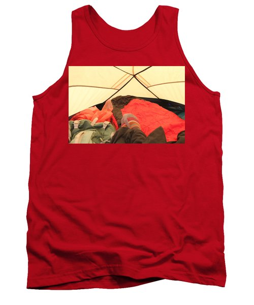 Backpacking Moments Tank Top
