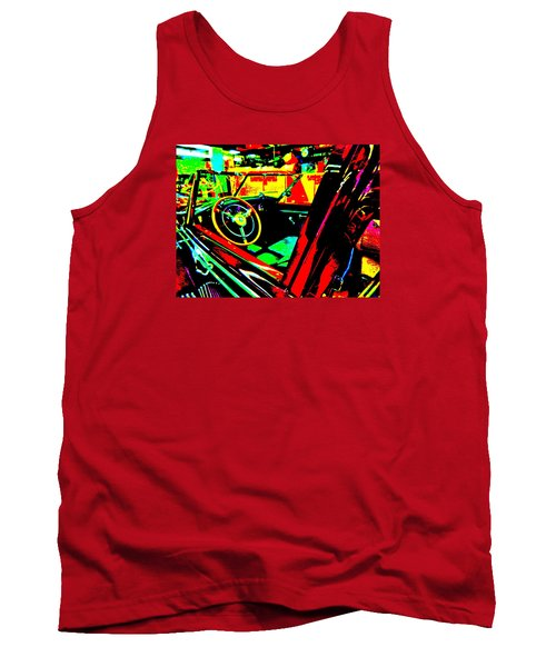 Bahre Car Show II 29 Tank Top