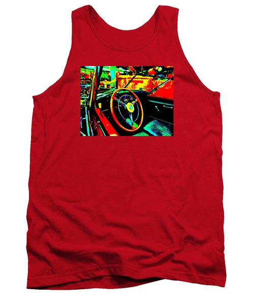 Bahre Car Show II 30 Tank Top