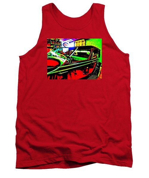 Bahre Car Show II 31 Tank Top