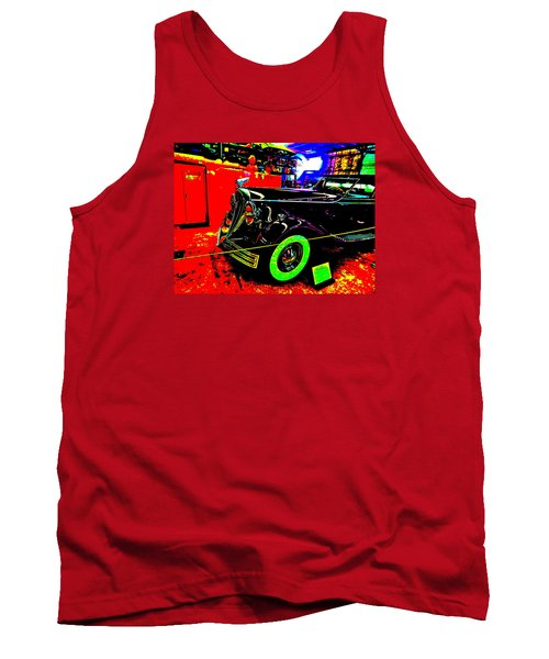 Bahre Car Show II 32 Tank Top