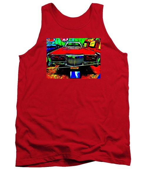 Bahre Car Show II 38 Tank Top