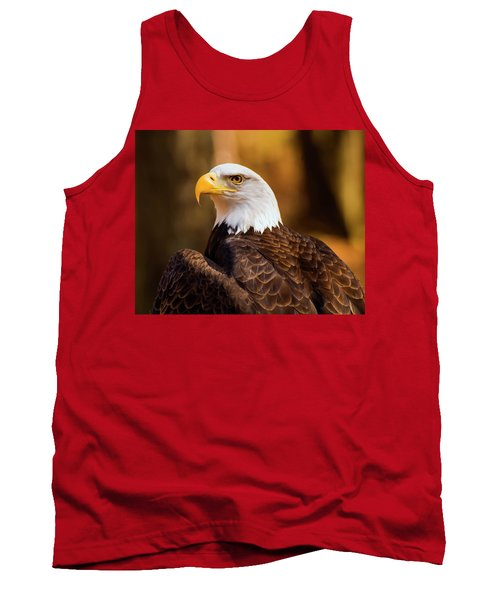 Bald Eagle 2 Tank Top