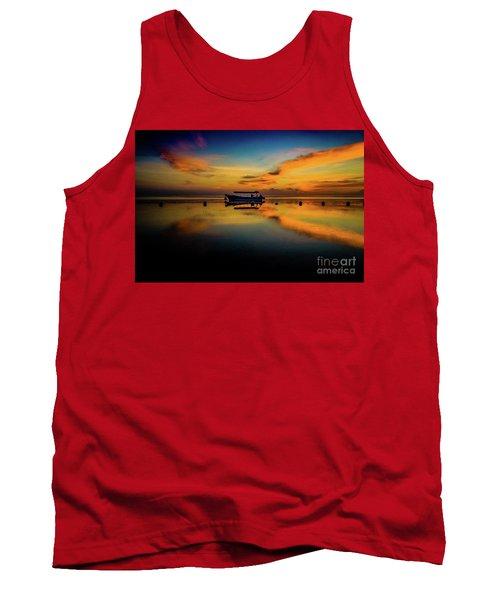 Bali Sunrise 3 Tank Top