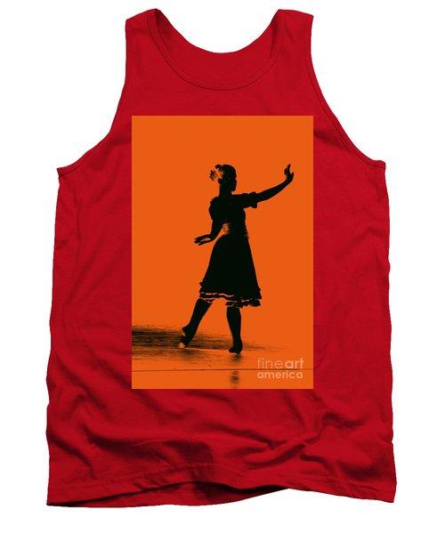 Ballet Girl Tank Top