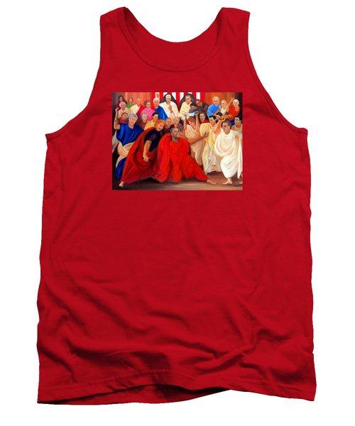 Barack Obama And Friends Tank Top