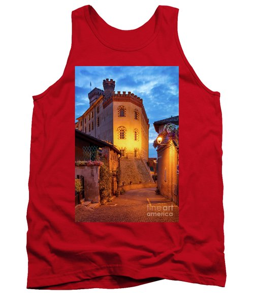 Tank Top featuring the photograph Barolo Morning by Brian Jannsen