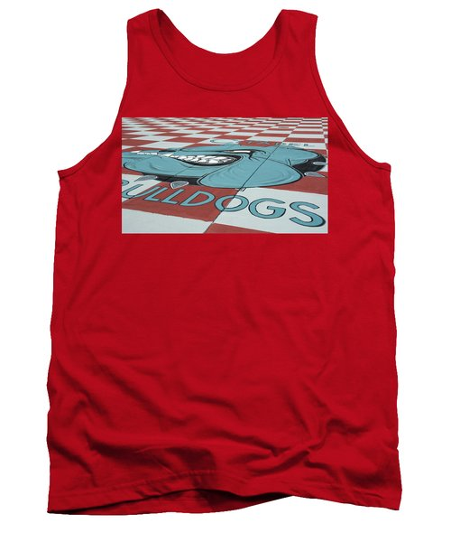 Barracks Bulldog Tank Top