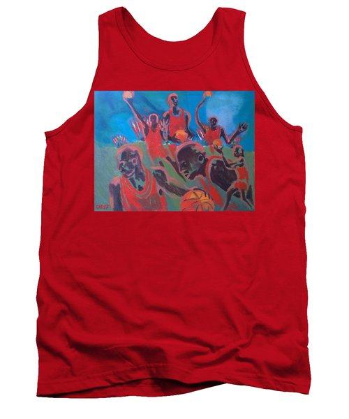 Basketball Soul Tank Top