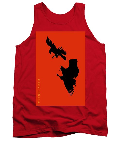 Battle Of The Eagles Tank Top