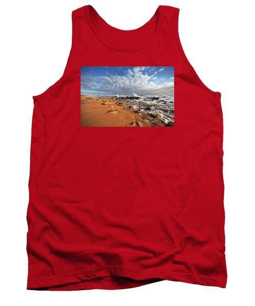 Beach View Tank Top by Robert Och