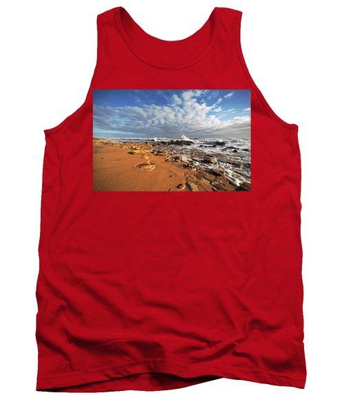 Beach View Tank Top
