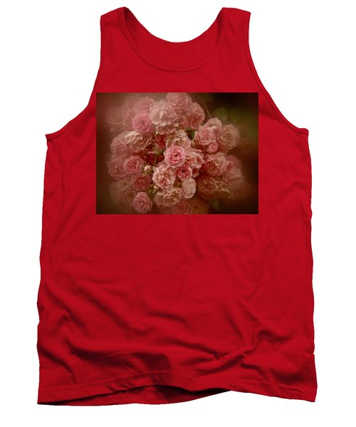 Tank Top featuring the photograph Beautiful Roses 2016 No. 3 by Richard Cummings