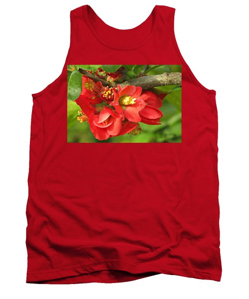 Beauty In The Branche Tank Top
