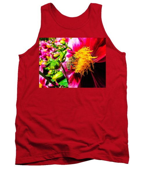 Beauty Of The Nature Tank Top