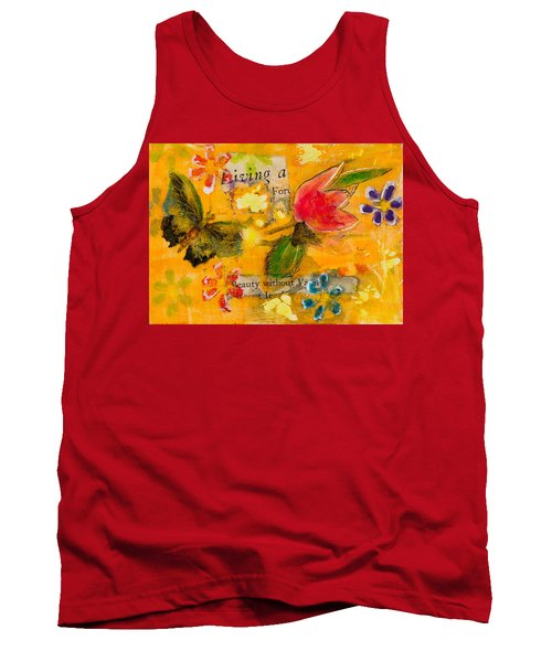 Beauty Without Vanity Tank Top