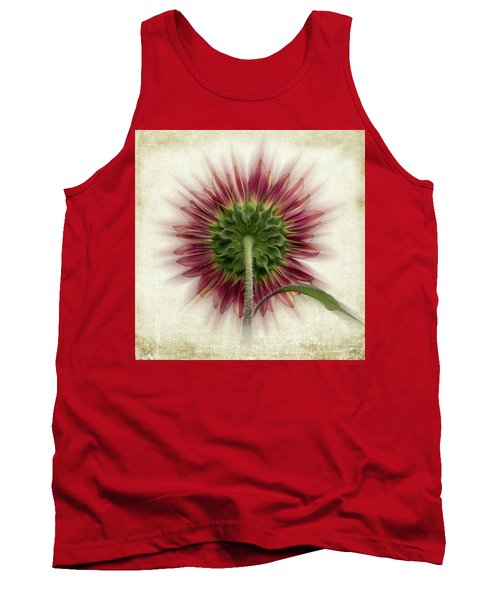 Behind The Sunflower Tank Top