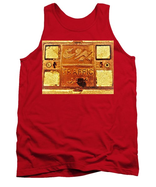 Beirut Traffic Tank Top