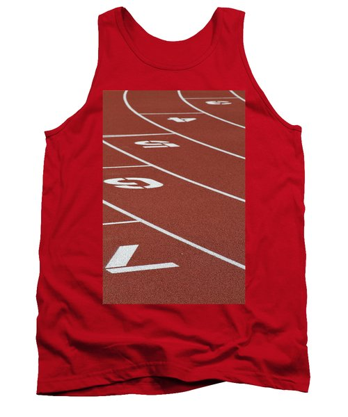 Tank Top featuring the photograph Bending Reality by Laddie Halupa