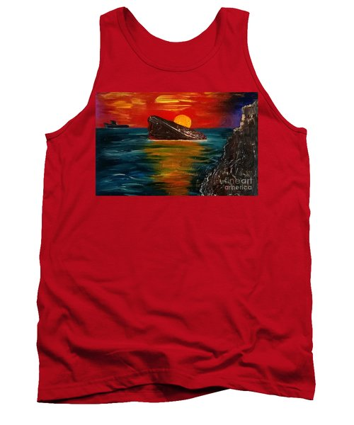 Benidorm Tank Top by Jeepee Aero