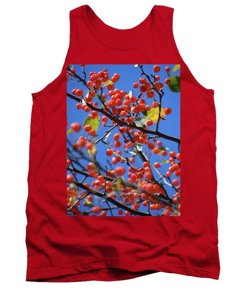 Berry Bunches Tank Top