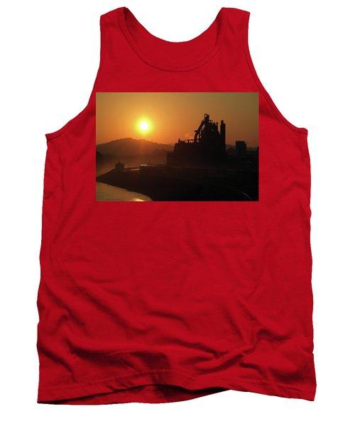 Bethlehem Sunrise Tank Top