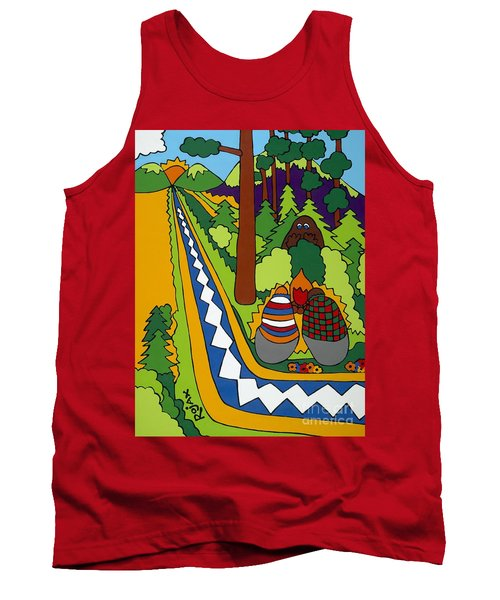 Big Foot Tank Top