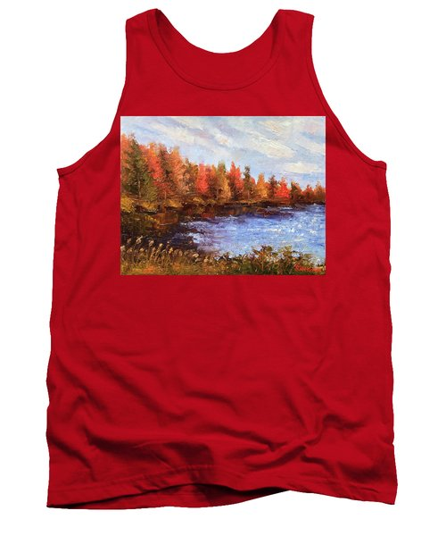 Birchwood Lake Tank Top