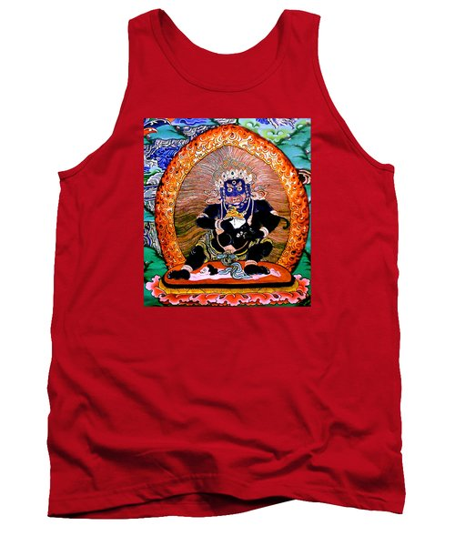Black Jambhala  5 Tank Top
