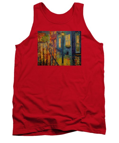Bliss Tank Top by Dorothy Allston Rogers