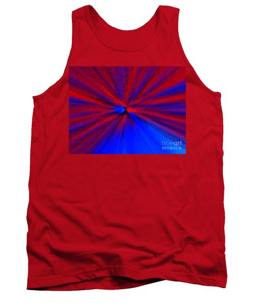 Block Zoom Tank Top