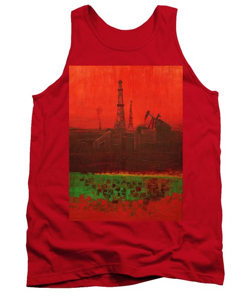 Blood Of Mother Earth Tank Top