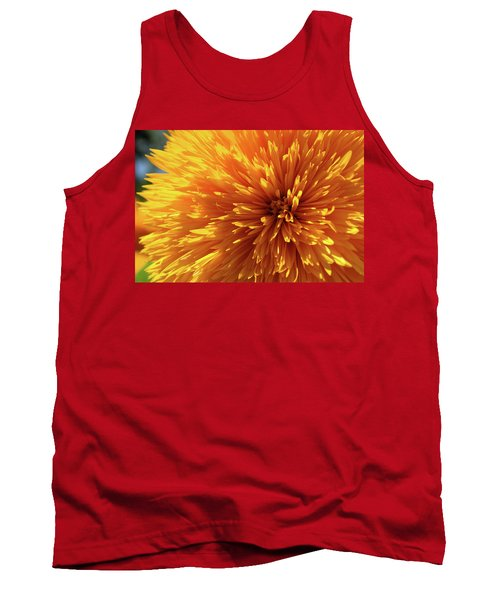 Blooming Sunshine Tank Top by Marie Leslie