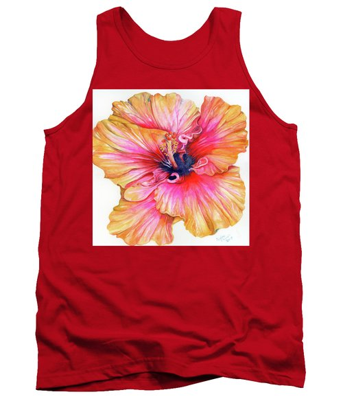 Blossomed Tank Top