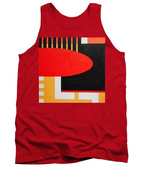 Board Meeting Tank Top
