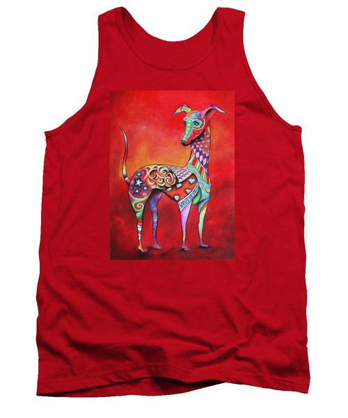 Italian Greyhound  Tank Top