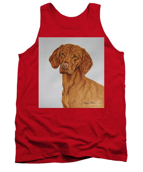 Boomer The Vizla Tank Top
