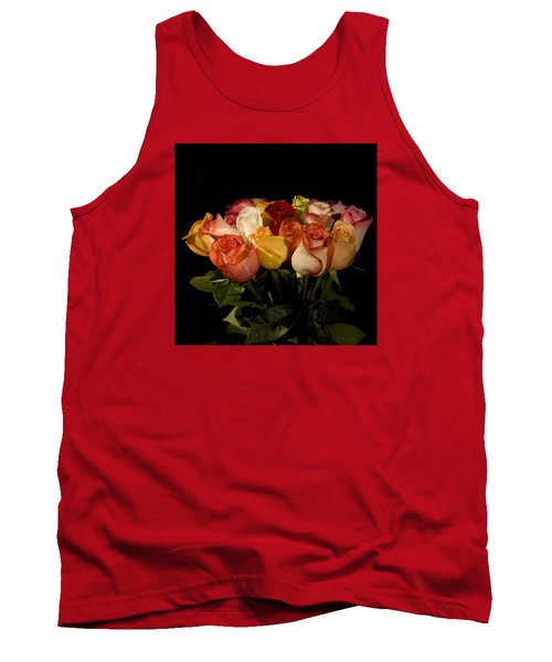 Bouquets Tank Top