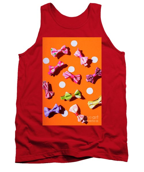 Bow Tie Party Tank Top