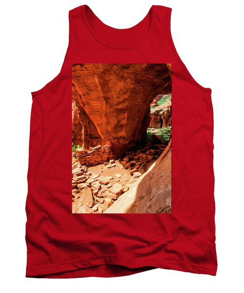 Boynton Canyon 04-647 Tank Top by Scott McAllister