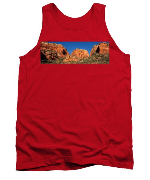 Boynton Canyon Red Rock Secret Tank Top