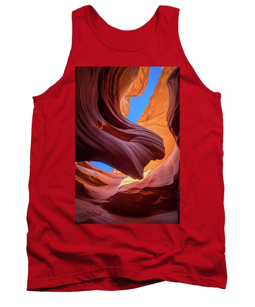 Breeze Of Sandstone Tank Top