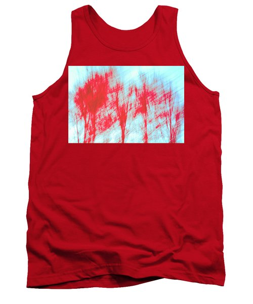 Tank Top featuring the photograph Breezy Moment by Ari Salmela