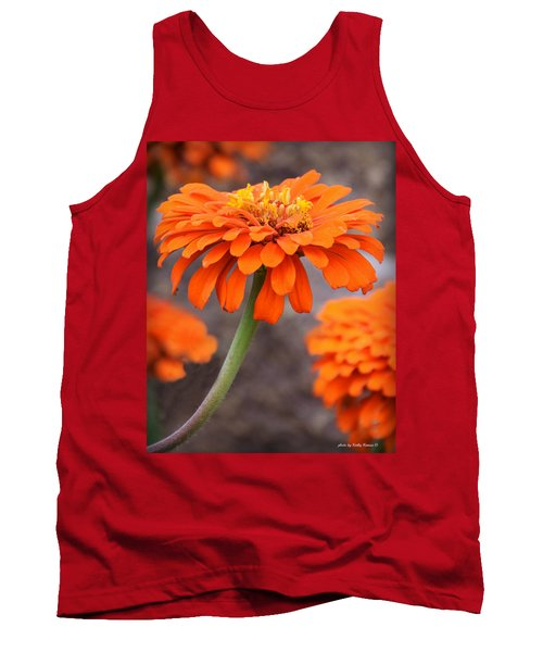 Bright And Beautiful Tank Top by Kathy M Krause