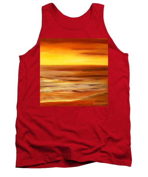 Brushed 8 Tank Top