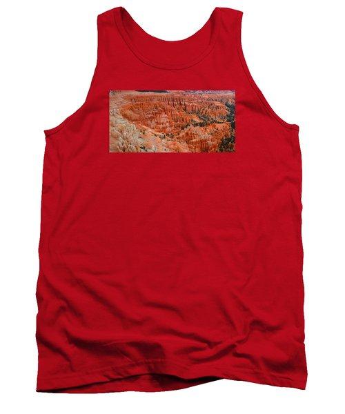 Bryce Canyon Megapixels Tank Top by Raymond Salani III