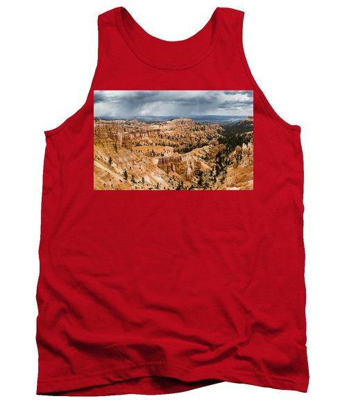 Tank Top featuring the photograph Bryce Canyon Storm by Jason Roberts